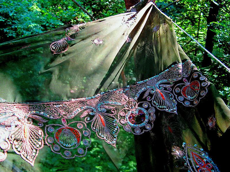 & Gypsy tent