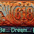Rusty banner - 618