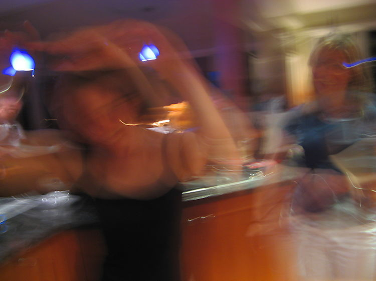 Kitchen dancing 2