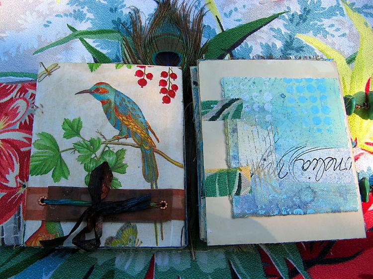 Mesh bird page