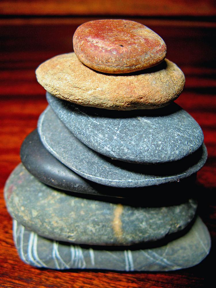 Stack o' rocks