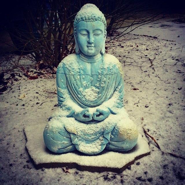 Blue buddha1